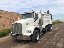 100 Super Dump Trucks For Sale 2 X 2007 Kenworth T800 18 Southlake TX