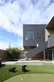 100 Modern Container Houses Gallery Of House McLeod Bovell 7