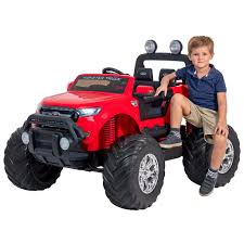 100 Ford Monster Truck Monster Truck Kids Ride On Car At Best Prices