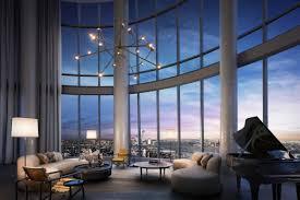 100 Penthouses San Francisco Inside Penthouse 88B NYCs Newest Luxury 40 Million Pad