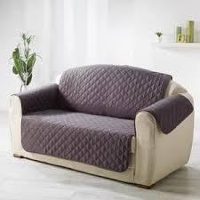 housse canapé 3 places accoudoirs housse de canape 3 places avec accoudoirs achat vente pas cher