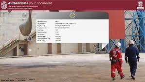 bureau veritas bureau veritas starts issuing e certificates