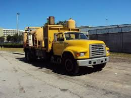 100 Septic Truck 1995 FORD F700 Miami FL 5003063695 CommercialTradercom
