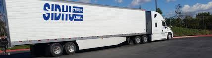 100 Truck Line Bakersfield California Sidhu Inc