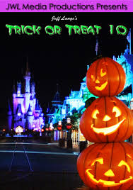 Singing Pumpkins Grim Grinning Pumpkins Projector by Jeff Lange Dvd The Best In Theme Park Dvds