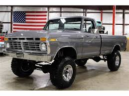 1977 Ford F250 For Sale | ClassicCars.com | CC-1071071 1985 Ford F250 Classics For Sale On Autotrader 77 44 Highboy Extras Pkg 4x4com Does Icon 44s Restomod Put All Other Truck Builds To 2017 Transit Cargo Passenger Van Rated Best Fleet Value In 1977 Sale 2079539 Hemmings Motor News 1966 Long Bed Camper Special Beverly Hills Car Club 1975 4x4 460v8 1972 High Boy 4x4 Youtube 1967 Near Las Vegas Nevada 89119 1973 Pickups Pinterest W Built 351m