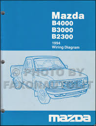 Diagram Of 1994 Mazda B2300 Truck - Wiring Diagrams Schematic