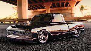 RC 1972 Chevy C10 Pickup Truck V-100 S | DudeIWantThat.com 6500 Shop Truck 1967 Chevrolet C10 1965 Stepside Pickup Restoration Franktown Chevy C Amazoncom Maisto Harleydavidson Custom 1964 1972 V100s Rtr 110 4wd Electric Red By C10robert F Lmc Life Builds Custom Pickup For Sema Black Pearl Gets Some Love Slammed C10 Youtube Astonishing And Muscle 1985 2 Door Real Exotic Rc V100 S Dudeiwantthatcom