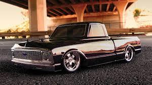 100 C10 Chevy Truck RC 1972 Pickup V100 S DudeIWantThatcom