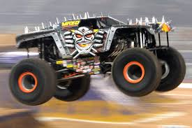 Anatomy Of A Monster Truck: The 1118kW Beasts You Pilot Peering ...