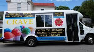 100 Italian Food Truck Crave Ice Roanoke VA