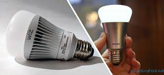 wiz smart lighting review led bulbs and projector slashgear