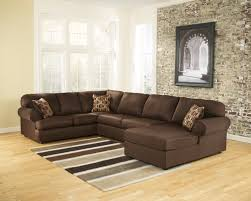 Ashley Hodan Microfiber Sofa Chaise by Cheap Ashley Furniture Fabric Sections In Glendale Ca
