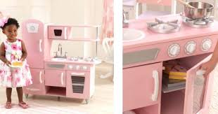 Kidkraft Vintage Kitchen In Pink For Another Incredible Black Deal Today The