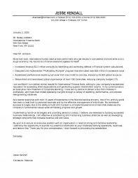 Vice President Finance Cover Letter