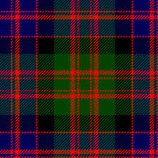 MacDonald Clan Badge Tartan