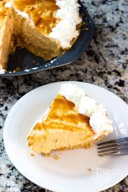 Pumpkin Fluff Recipe Cool Whip by Easy 10 Minute No Bake Caramel Pumpkin Cheesecake Tastefully