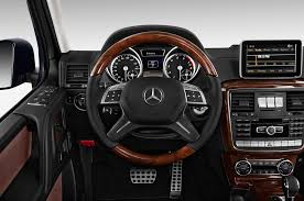 2015 Mercedes Benz G Class Steering Wheel Interior