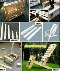 351 best palette images on pinterest woodwork chairs and pallet