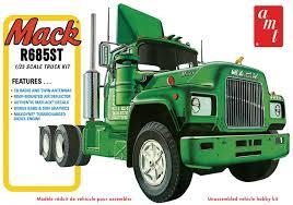 100 Model Semi Truck Kits 125 Mack R685ST Tractor Kit