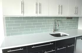 Glass Backsplash Tile Cheap by Recycled Glass Backsplash Tiles Tips Great Home Interior Decor By