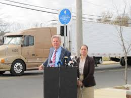 100 Coastal Trucking Pallone Introduces Legislation To Combat Price Gouging After Natural
