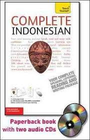 Complete Indonesian With Two Audio CDs A Teach Yourself Guide