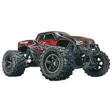 Amazon.com: Traxxas 77076-4 X-Maxx: Brushless RTR Electric Monster ...