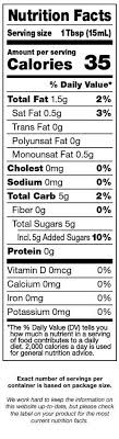 Folgers Instant Coffee Nutrition Facts Drinker