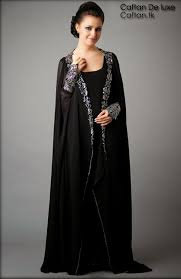 abaya orientale très chic 2014