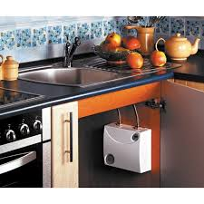 amicus junior electric instant under sink water heater 4kw