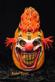 Clown Pumpkin Template by 87 Best Pumpkins Images On Pinterest Live Colours And Death