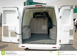 The White Car Truck Stock Image. Image Of Auto, Loading - 109746167