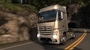 100 New Mercedes Truck Benz Actross MPIV By SCS Software ETS2 Mods SCS