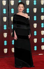 100 Mim Design Couture Lesley Manville 2018 British Academy Film Awards