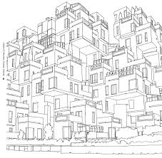 City Coloring Page Pages To And Print For Free