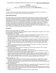 Technical Writer Resume Examples Tips Sample 2 A For