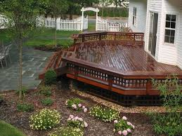 Level Deck Design Ground Level Deck Design Diy Deck Building Amp ... Ideas About On Pinterest Patio Cover Backyard Covered Deck Pergola High Definition 89y Beautiful How To Seal A Diy 15 Stunning Lowbudget Floating For Your Home Build Howtos 63 Hot Tub Secrets Of Pro Installers Designers Full Size Of Garden Modern Terrace Front Diy Gardens Small On Budget Backyards Amazing Decks 5 Shade For Or Hgtvs Decorating Outdoor Building Design