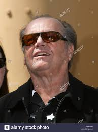 100 Dennis Hoppers US Actor Jack Nicholson Front And Son Henry Attend