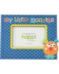 Twos Company Cupcakes And Cartwheels Happi My Little Monster Frame