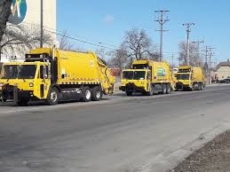100 Leach Garbage Trucks City Of Milwaukee CCC Wis Trash Flickr