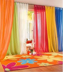 bunte tüll voile schiere dekor vorhänge für wohnzimmer schlafzimmer ikea raffrollos