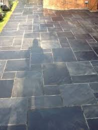 Outdoor slate tile patio flooring options expert tips