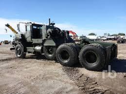 100 Oshkosh Trucks For Sale Winch Oil Field Used On