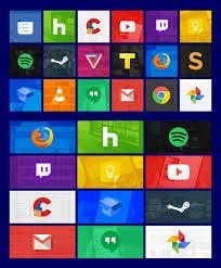 Best Tiling Window Manager 2015 by Custom Windows 10 Tiles Windows10