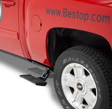 Amp Research Bed Step 2 by Bestop Trekstep Truck Bed Step Bestop Trekstep Side Truck Step