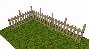 Halloween Cemetery Fence by Halloween Graveyard Fence Plans Youtube