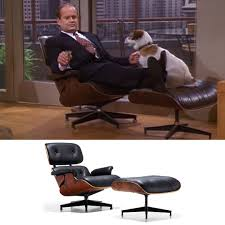 Frasier Famously Sits In The Eames Lounge Chair And Ottoman. Most Iconic Eames Lounge Chair Spottings In Film Tv And Ottoman Office Bart By Moooi More Space Magazine 2018 Holiday Gift Guide Aj Wall Arne Jacobsen Lamp Black Caper Multipurpose Herman Miller The Eames Restoration Project Paper_oct 20151 Pages 101 150 Text Version Pubhtml5 2001 A Space Odyssey Fniture British Designer Terence Conran I Felt Intensely Depressed Navigating The Creative Gear Shift At Nexus Designs