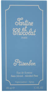 eau de toilette tartine et chocolat tartine et chocolat ptisenbon eau de toilette for 100 ml
