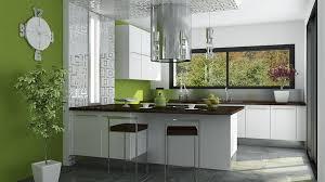 cuisine ouverte sur le salon aménagement cuisine ouverte ou fermée constructions du belon